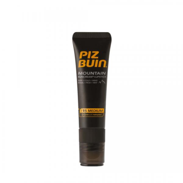 Piz Buin Комбиниран слънцезащитен крем за планина SPF15