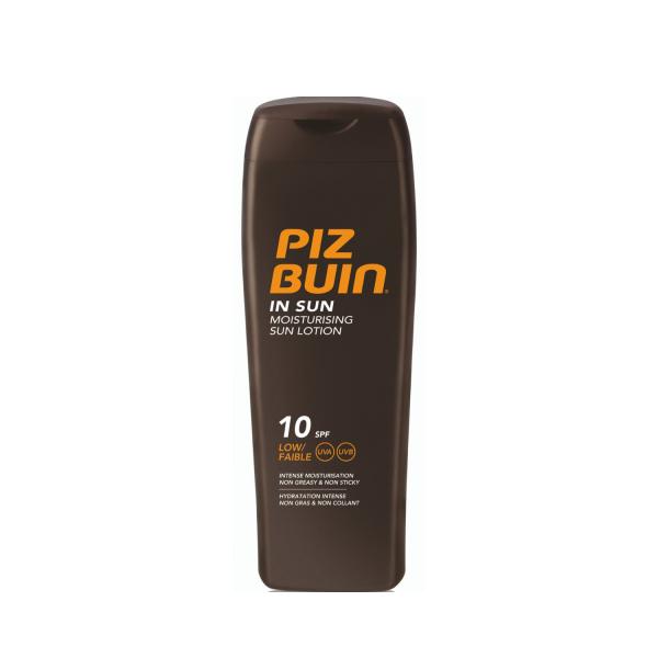 Piz Buin Слънцезащитен хидратиращ лосион за тяло SPF 10