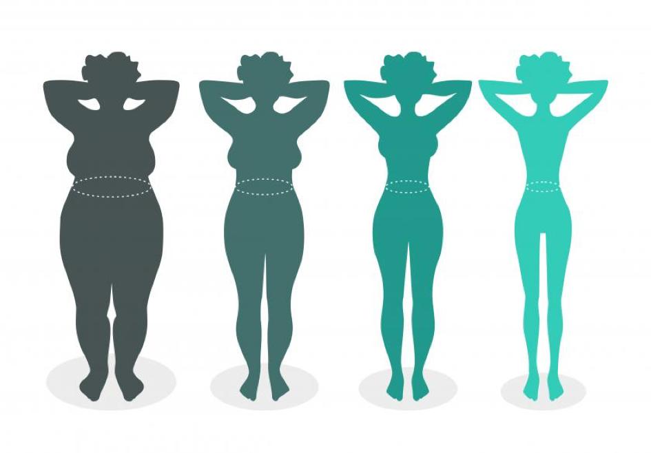 Как да отслабна без диета и спорт?