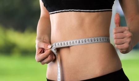 диета за отслабване в корема