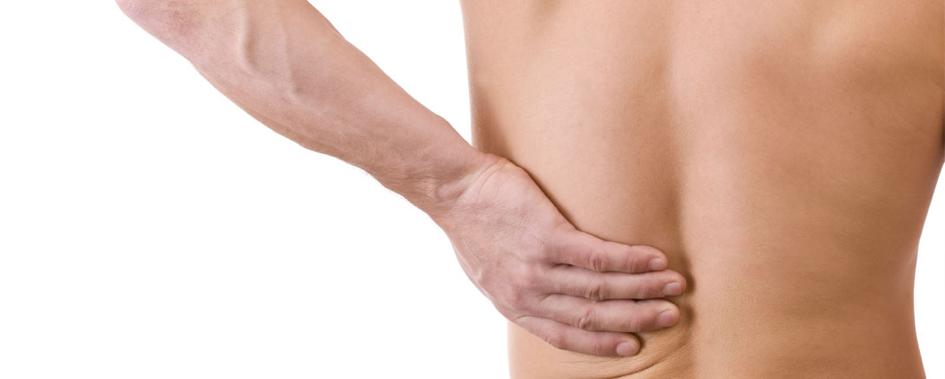 Облекчаване състоянието на мускулите при дискова херния?