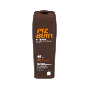 Piz Buin Слънцезащитен лосион за чувствителна кожа SPF15