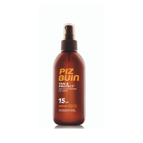 Слънцезащитно олио за бронзов тен