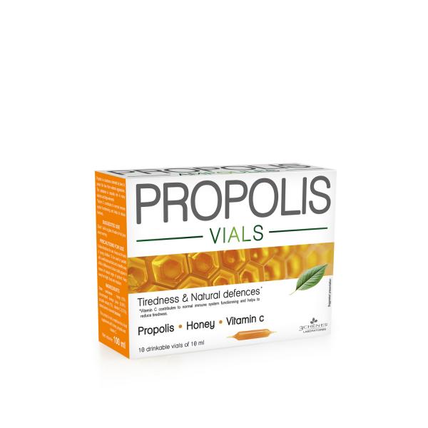 Мед прополис хранителна добавка