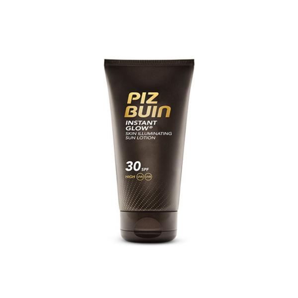 Piz Buin Слънцезащитен лосион за незабавен блясък SPF30