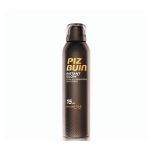 Piz Buin Слънцезащитен спрей за незабавен блясък SPF15