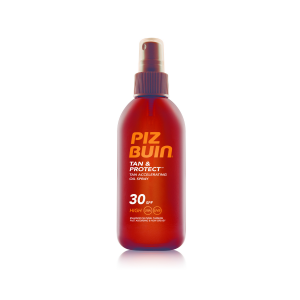 Piz Buin Слънцезащитно олио за бронзов тен SPF30
