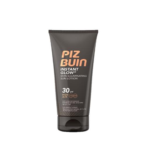 Слънцезащитен лосион за незабавен блясък SPF30