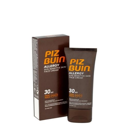 Слънцезащитен крем за лице за чувствителна кожа SPF 30