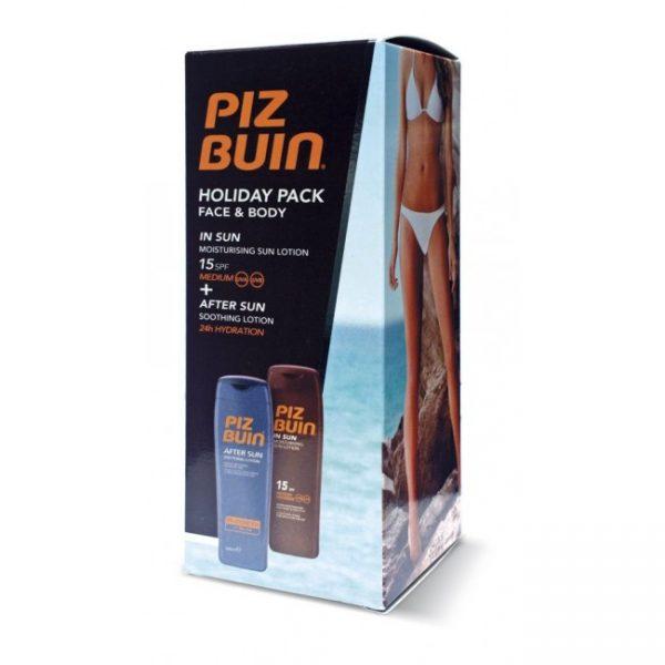 Слънцезащитен комплект PIZ BUIN