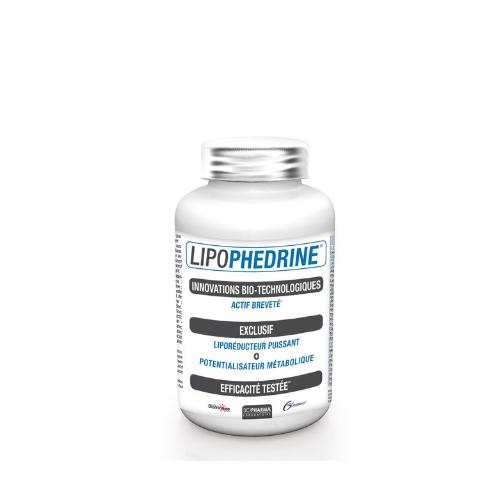 Липофедрин: хранителна добавка за отслабване