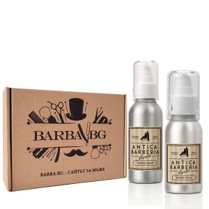 Грижа за брада Antica Barberia