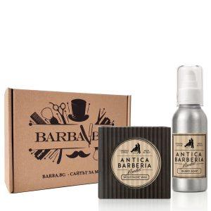 Комплект Грижа за брада Antica Barberia 2