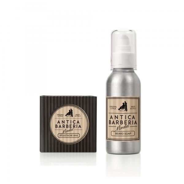Комплект грижа за брада Antica Barberia