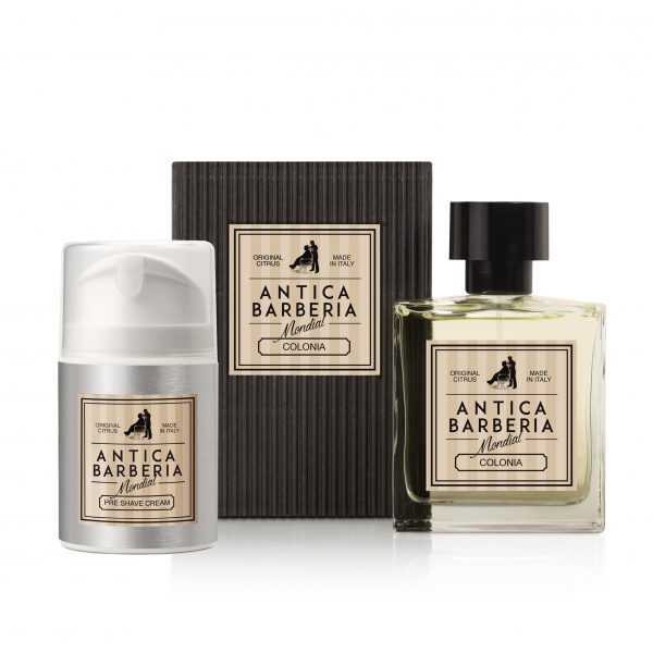 Комплект за бръснене Antica Barberia