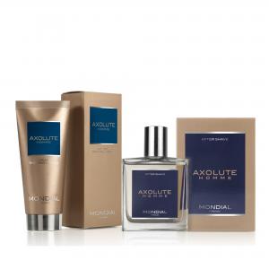 Луксозен комплект за бръснене Axolute