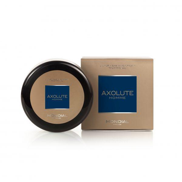 Натурален крем за бръснене AXOLUTE 150 ml