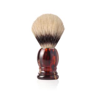 Четка за бръснене с естествен избелен косъм (1)