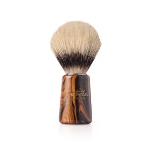 Четка за бръснене с естествен избелен косъм (2)