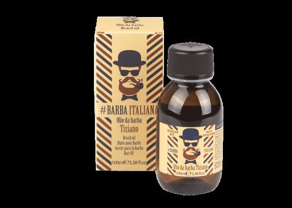 Олио за брада Tiziano Barba Italiana