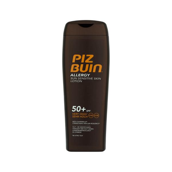 Слънцезащитен лосион за чувствителна кожа SPF 50+