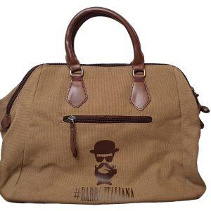 Промо сет мъжка чанта + комплект за бръснене