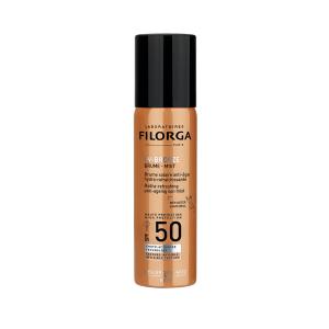 Слънцезащитен спрей за лице SPF50+ Filorga UV Bronze
