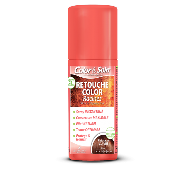 Спрей за коса Color&Soin мед