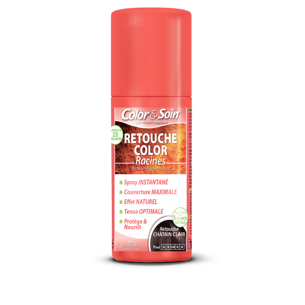 Спрей за коса Color& Soin светло кестеняв