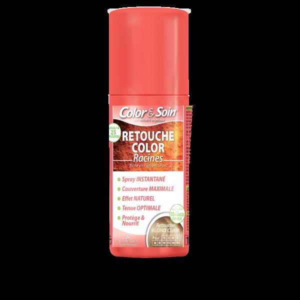 Спрей за коса Color&Soin светло рус