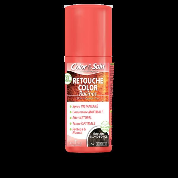 Спрей за коса Color&Soin тъмно рус