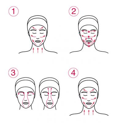 Указания за употреба_Лифтинг крем за лице